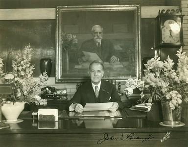 John D. Larkin, Jr.