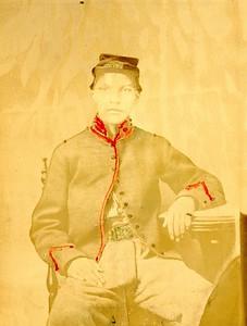 Capt. Solon W. Stocking
