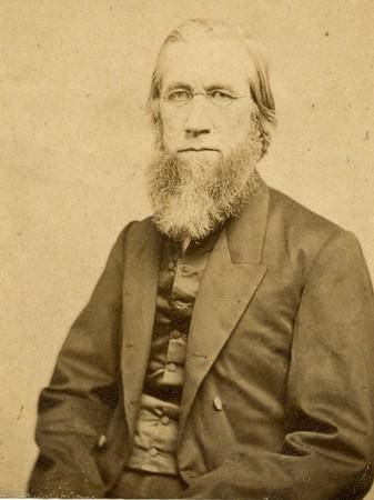 Rev. Walter Clarke