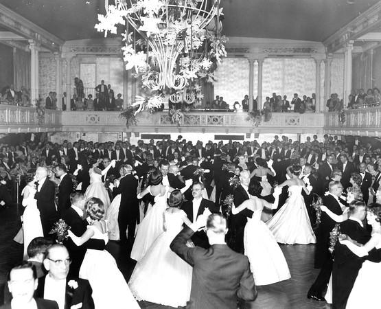 Dance at the Garret Club