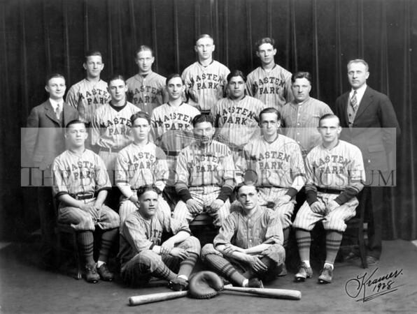 Masten Park Baseball Team