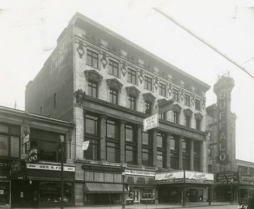 Shea's Buffalo and Arcadia Ballroom