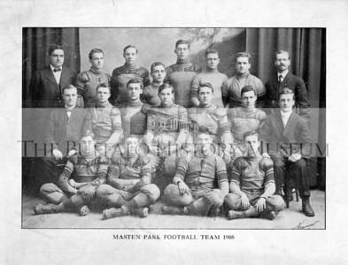 Masten Park Football Team