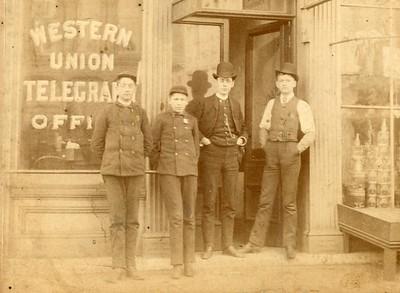 Western Union Telegraph Office