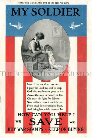 Buy War Stamps