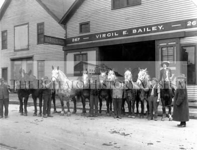 Virgil E. Bailey Stables