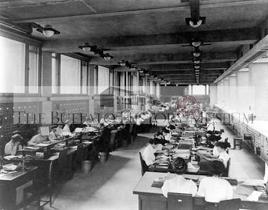 Fourth Floor Employees