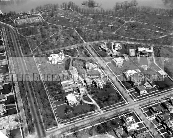 Lincoln Parkway, Forest Avenue and Windsor Avenue