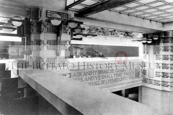 Fifth Floor Cafeteria Section
