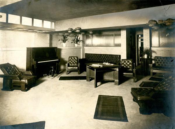 Lounge/recreation room, 3rd floor annex