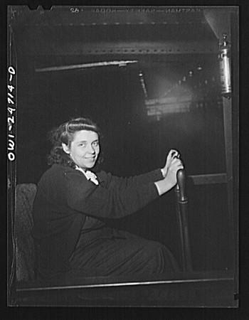 Mrs. Grimm, twenty-six year old widow