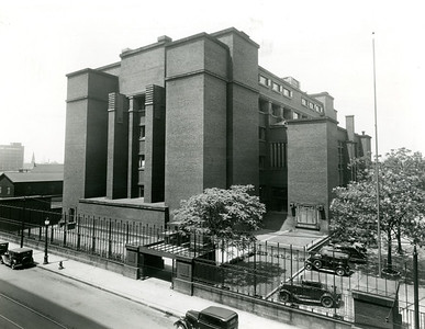 Larkin Administration Building, 3200