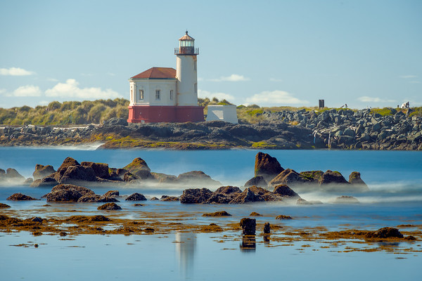 Coquille River Lightnouse