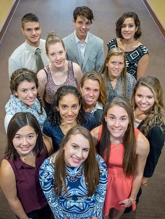 2014 Patterson Scholars