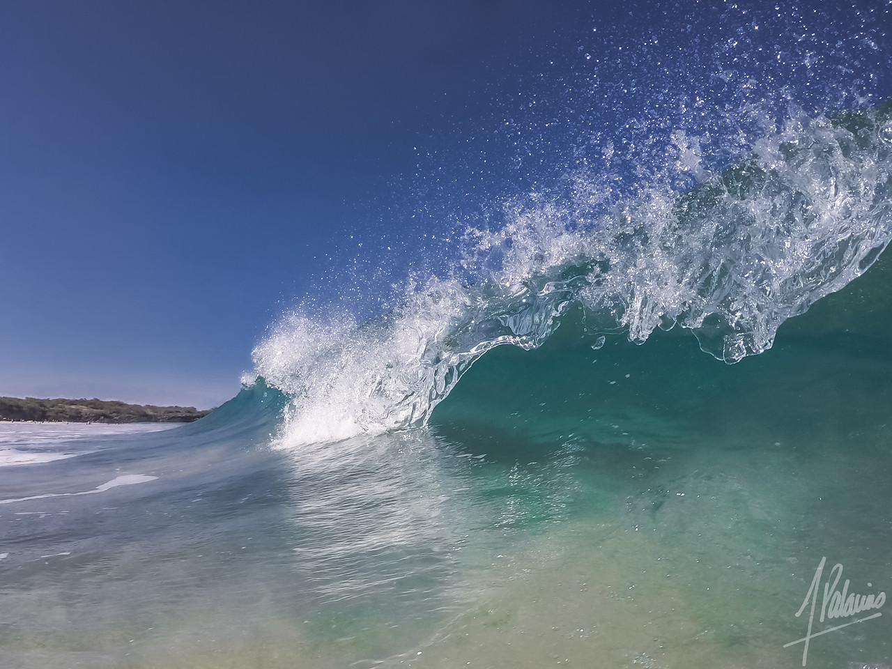 Cool Wave.