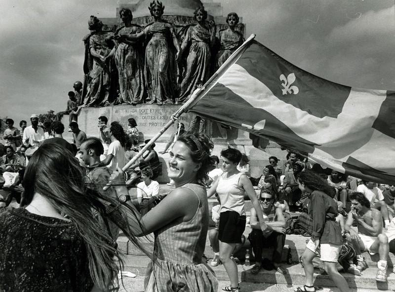 FETE NATIONALE DU QUEBEC 1990