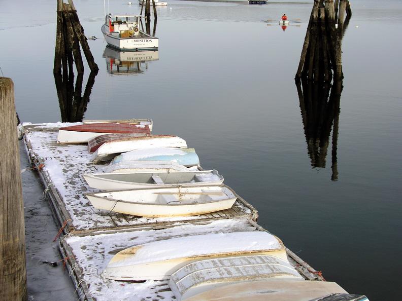 New Harbor, Maine