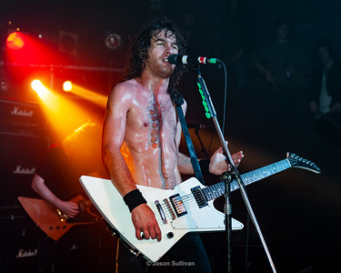 Airbourne Gig on Vancover Island 2008