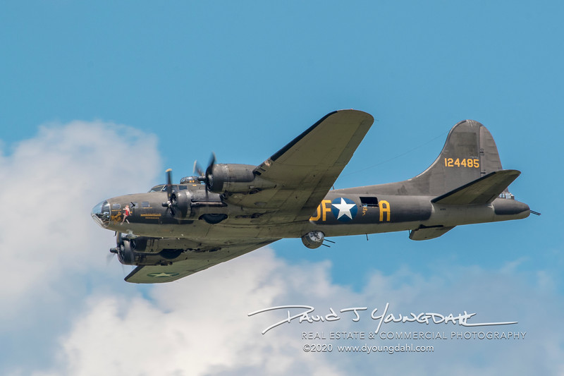 2018 Vectren Dayton Air Show - B-17