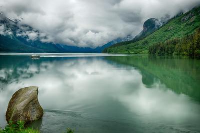 Chilkoot Lake; Haines, Alaska