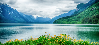 Chilkoot Lake; Haines, Alaska