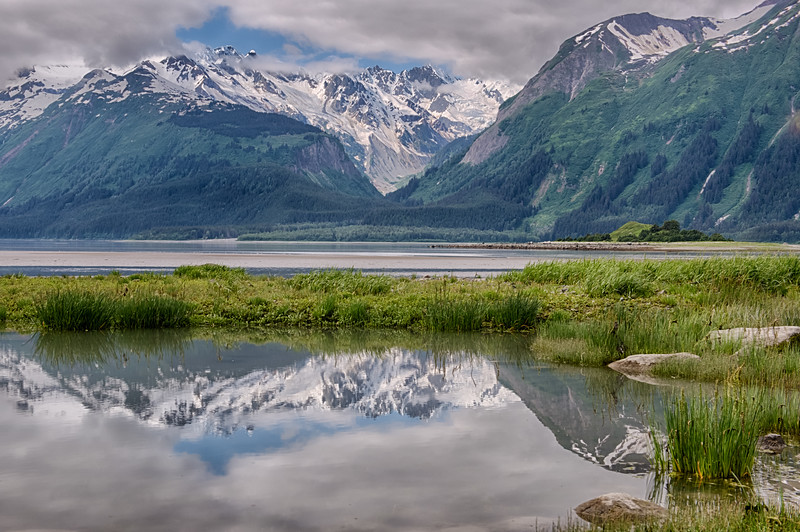 Tidal Pools on the Chilkat River w/ God's Alley