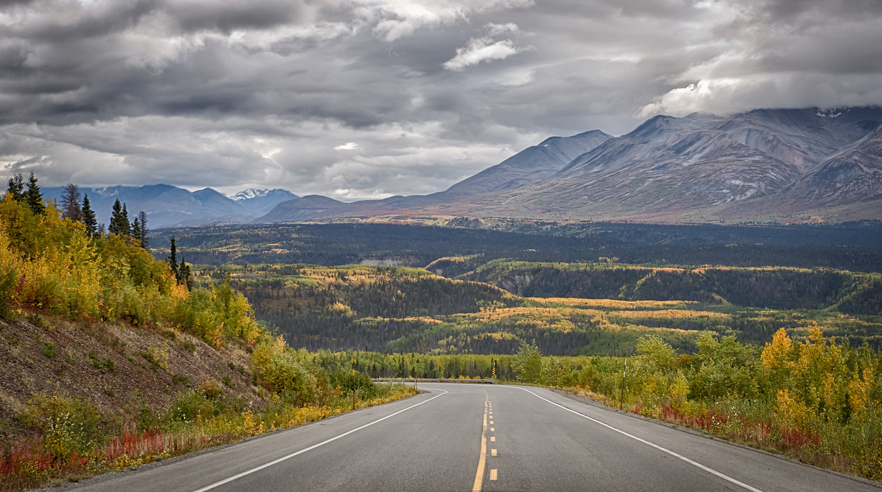 Along the Haines Highway 2