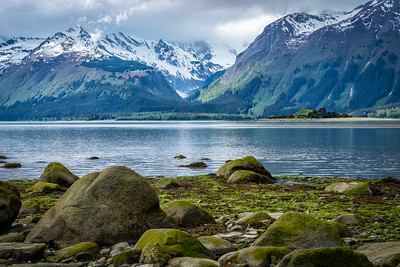A day on 'Big Sand Beach' ... God's Alley & Pyramid Island at the mouth of the Chilkat River. I love my little corner of God's green acre in Haines Alaska.