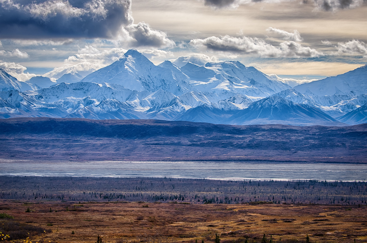 View from Eielson.