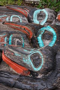 Fort Seward Totems 7