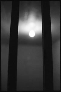 Cell Bars, Alcatraz, 1992.