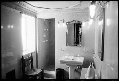 Hearst Castle, 1994.
