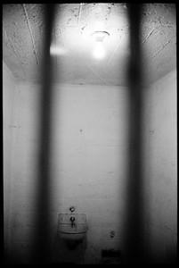 Prison Cell, Alcatraz 1992.