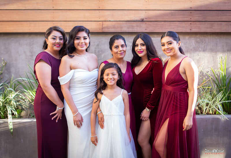 The Beautiful Bride and Her Sisters