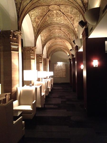 W's Interior  Chicago
