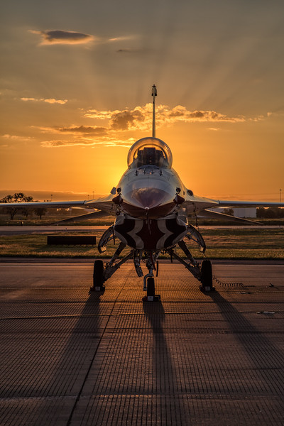 Thunderbird Sunset