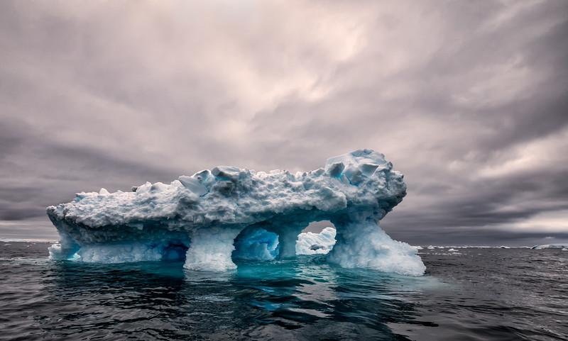 Antarctic Caverns