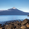 Osorno in Evening Light