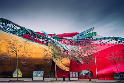 The EMP - Experience Music Project