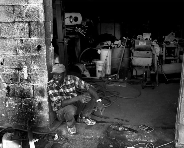 Alabama April 2007 Truck Repair Mechanic