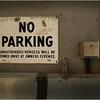 Burlington VT June 2012 No Parking
