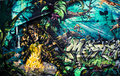 Jungle Street Art