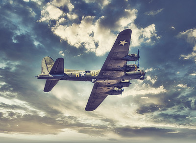 B-17G Flying Fortress 'Sally B'