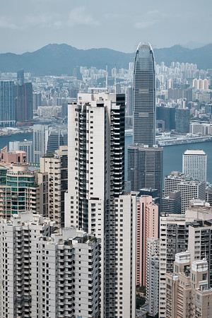 Skyscrapers #1 - Hong Kong