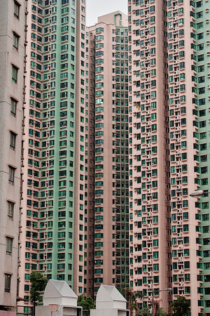 Skyscraper Apartments #1 - Tsing Yi,Hong Kong