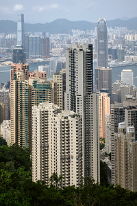 Skyscrapers #3 - Hong Kong