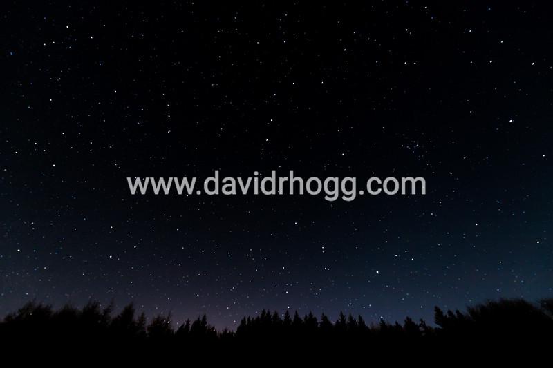First attempt at #astrophotography #isleofarran #nightscape #zerocloud