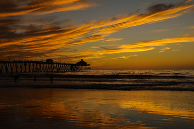 IB Pier Sunset 100115-1701