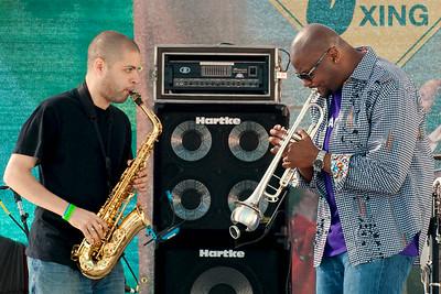 SJ Jazz '10-Day 1 Marcus Miller 082