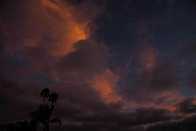 Sunset Clouds 083118-1738